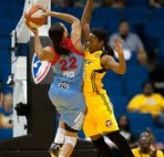 Tulsa Shock Vs Atlanta Dream-arenascore.net