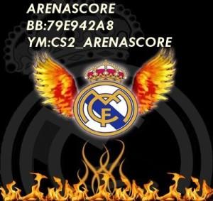real madrid arenascore.net
