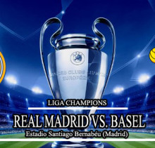 Real Madrid vs Basel -arenascore.net