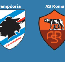 sampdoria-vs-as-roma-arenascore.net