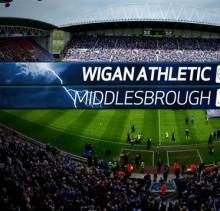 Wigan Athletic vs Middlesbrough-arenascore.net