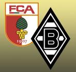 Augsburg vs Borrusia Moenchengladbach-arenascore.net