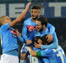 Juventus vs Napoli-arenascore.net