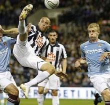 West Bromwich Albion Vs Manchester City-arenascore