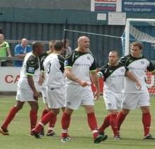 Worcester City vs Halifax Town-arenascore.net