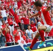 Mainz 05 vs Paderborn - arenascore