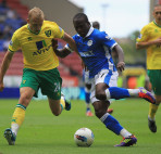 Norwich City vs Wigan Athletic-arenascore.net