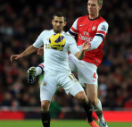 Arsenal vs Swansea City Arenascore.net