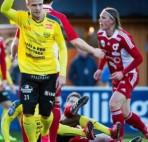 Mjallby Vs GAIS Goteborg - arenascore.net