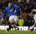 Greenock Morton vs Rangers FC