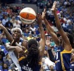 Minnesota Lynx vs Indiana Fever