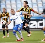 Fotboll, Allsvenskan, Norrkšping - HŠcken