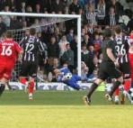 Grimsby Town vs Gateshead