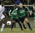 Red Star Saint Ouen vs Clermont Foot