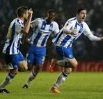 Brighton & Hove Albion vs Cardiff City