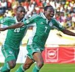 Nigeria vs Swaziland