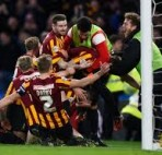 Bradford City vs Aldershot Town