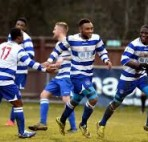 Sutton United vs Oxford City