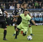 Agen Maxbet Terbaik - Prediksi Manchester City Vs Borussia Moenchengladbach 9 Desember 2015 Arenascore.net