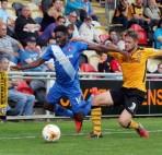 Bristol Rovers vs Leyton Orient-arenascore,net