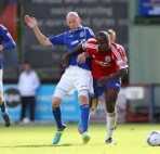 Macclesfield Town vs Ashton United