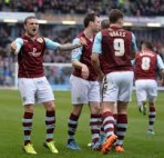Burnley vs Bristol City