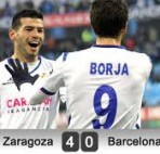 Real Zaragoza vs Numancia