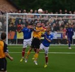 Montrose vs Annan Athletic
