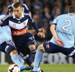Melbourne Victory vs Sydney FC-arenascore.net