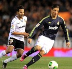 Valencia vs Real Madrid-arenascore.net