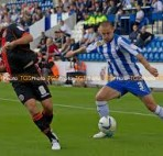 Colchester United vs Fleetwood Town
