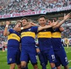 Boca Juniors vs Racing Club