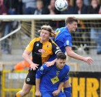 Gloucester City vs Boston United
