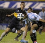 Racing Club Vs Boca Juniors-arenascore.net