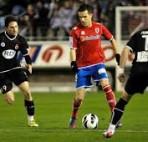 Numancia vs Mallorca