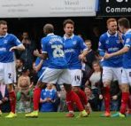 Portsmouth vs Plymouth Argyle