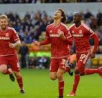 Burnley vs Middlesbrough