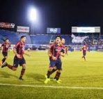 Cerro Porteno vs Santa Fe Bogota