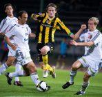 BK Hacken FC - Arenascore.net