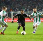 Konyaspor vs Besiktas-arenascore.net