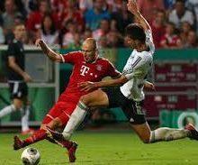 BSV Schwarz Weiss Rehden vs SV Meppen