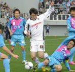 Avispa Fukuoka vs Sagan Tosu