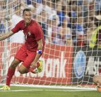 Blas Perez Hit Goal