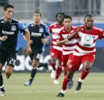 San Jose Earthquakes vs FC Dallas
