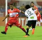 CRB Maceio vs Tupi MG