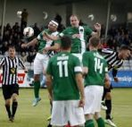Cork City vs BK Hacken