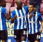 Wigan Athletic vs Wolverhampton Wanderers