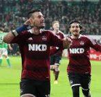 Nurnberg vs Hannover 96