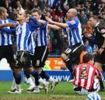 Sheffield Wednesday vs Brighton and Hove Albion