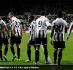 Newcastle United vs Ipswich Town